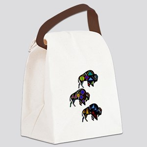 BISON Canvas Lunch Bag