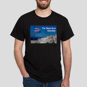 The Greek Isles Santorini T-Shirt