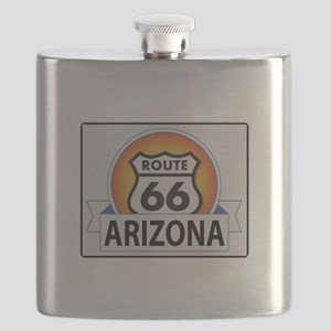 Arizona Route 66 Flask