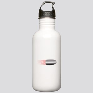 The Silver Bullet Stainless Water Bottle 1.0L