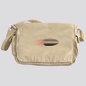 The Silver Bullet Messenger Bag