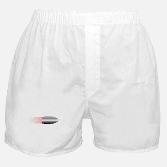 The Silver Bullet Boxer Shorts
