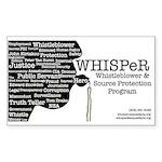 Whistleblower Sticker