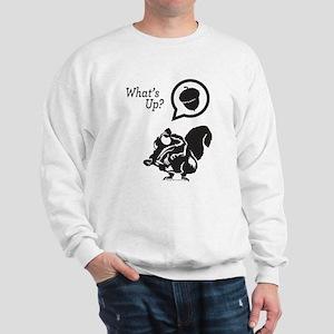 Ice Age Scrat Whats Up Sweatshirt