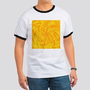 Timber Section Background T-Shirt