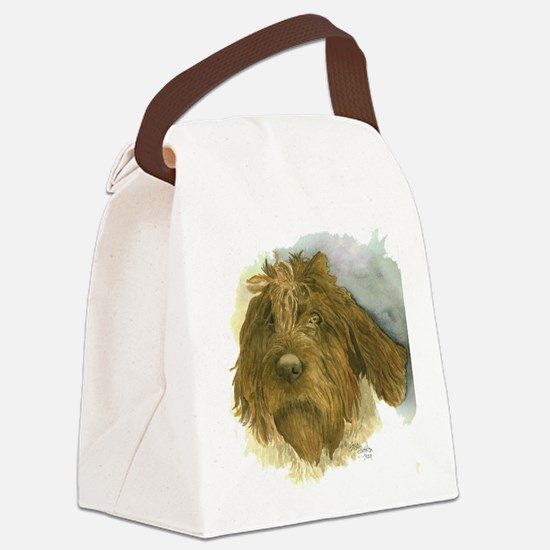 Griffy Canvas Lunch Bag