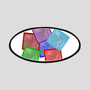 Condom Colour Collection Patch