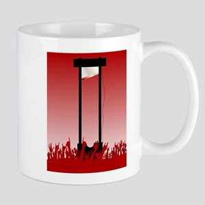 The Guillotine Machine Mugs