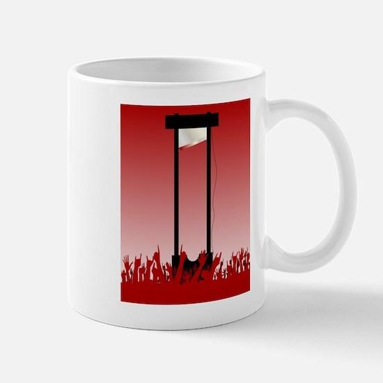The Guillotine Machine Mugs