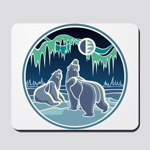 Native Bear Art Mousepad