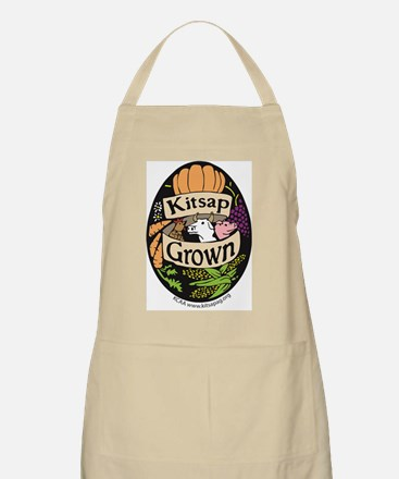 Kitsap Grown Logo Apron