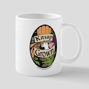 Kitsap Grown Logo Mugs