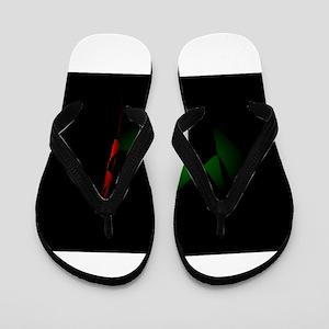 Chili Pepper Flip Flops