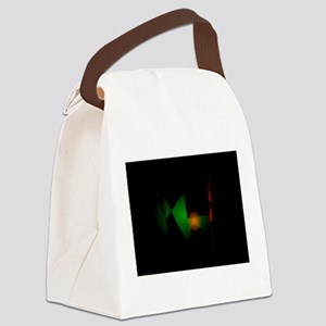 Chili Pepper Canvas Lunch Bag