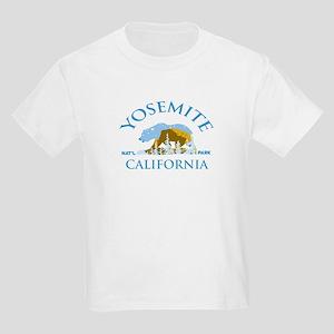Yosemite. Kids Light T-Shirt