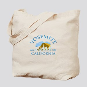 Yosemite. Tote Bag