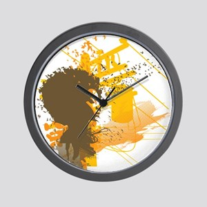 Urban Soul Wall Clock