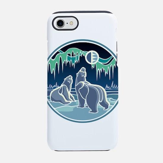 Native Bear Art iPhone 8/7 Tough Case