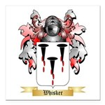 Whisker Square Car Magnet 3