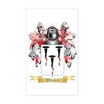 Whisker Sticker (Rectangle)