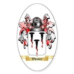 Whisker Sticker (Oval)