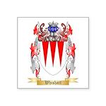 Whishart Square Sticker 3