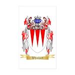 Whishart Sticker (Rectangle 10 pk)
