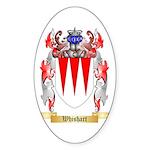 Whishart Sticker (Oval)