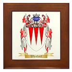 Whishart Framed Tile