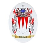 Whishart Oval Ornament