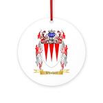 Whishart Round Ornament