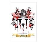 Whiscard Postcards (Package of 8)