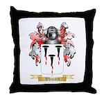 Whiscard Throw Pillow