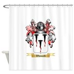 Whiscard Shower Curtain