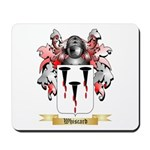Whiscard Mousepad