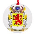 Whinnerah Round Ornament