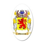 Whinnerah 35x21 Oval Wall Decal