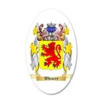 Whinery 35x21 Oval Wall Decal