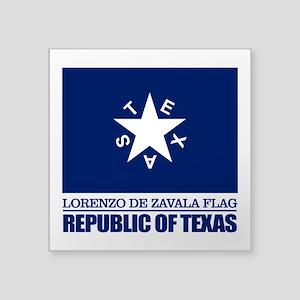 Zavala Flag Sticker