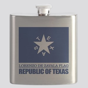 Zavala Flag Flask