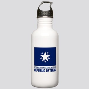 Zavala Flag Water Bottle