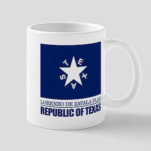 Zavala Flag Mugs