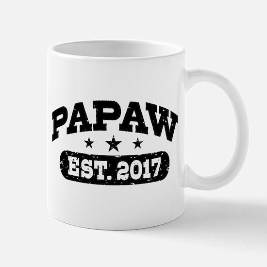 PaPaw Est. 2017 Mug