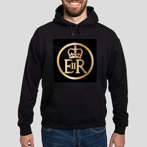 Elizabeth's Reign Emblem Hoodie (dark)