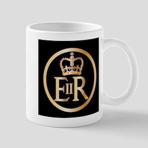 Elizabeth's Reign Emblem Mugs