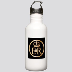 Elizabeth's Reign Embl Stainless Water Bottle 1.0L