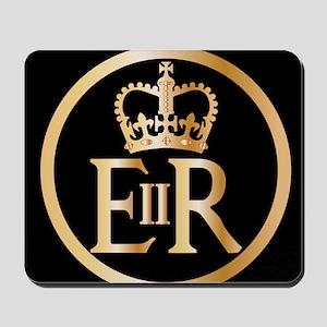 Elizabeth's Reign Emblem Mousepad