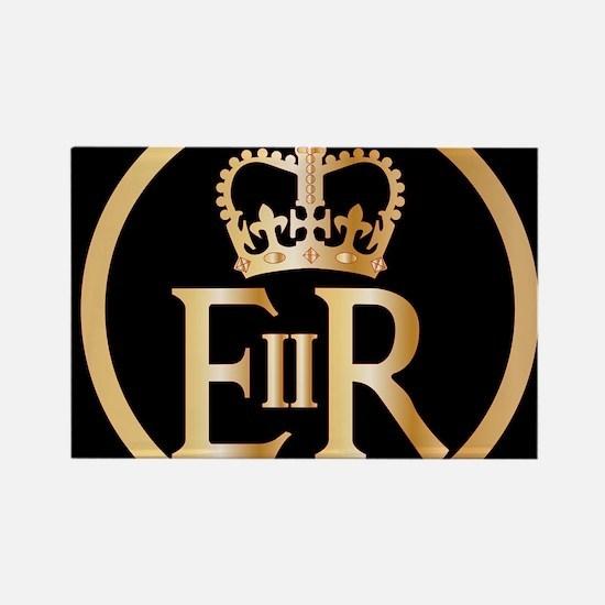 Elizabeth's Reign Emblem Magnets
