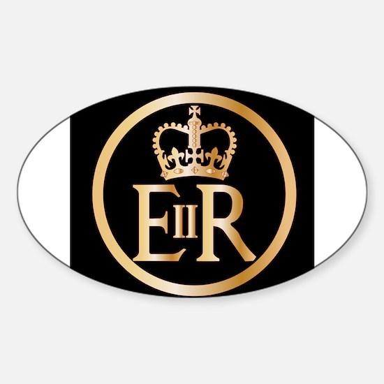 Elizabeth's Reign Emblem Decal