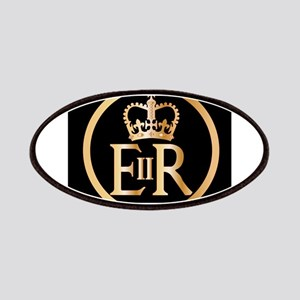 Elizabeth's Reign Emblem Patch